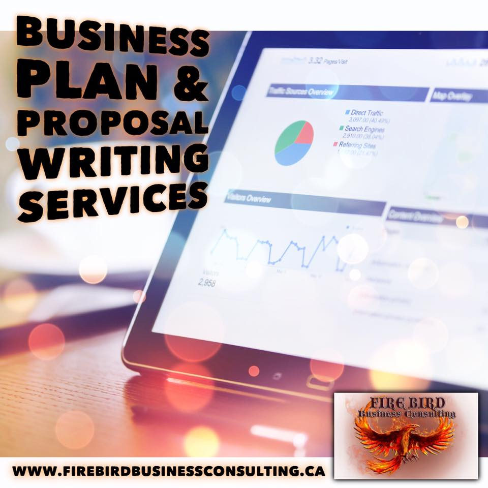 business proposal for services