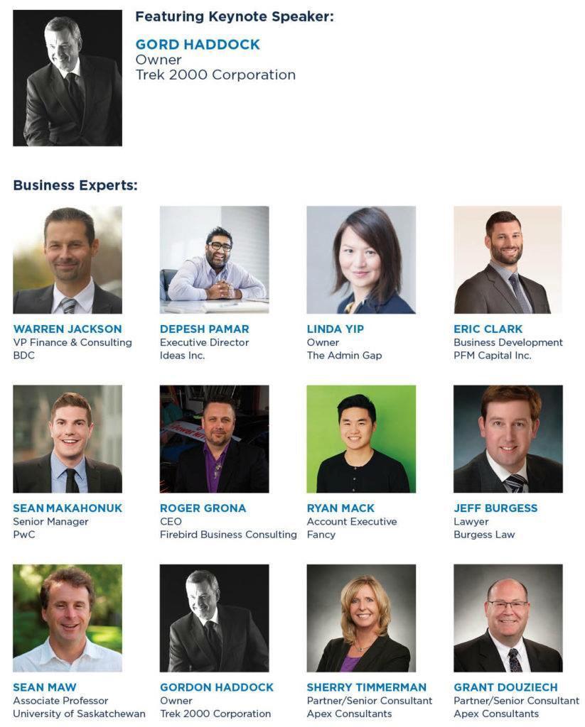 Ignite Your Ideas – Saskatoon – Firebird Business Consulting – Saskatoon – yxe