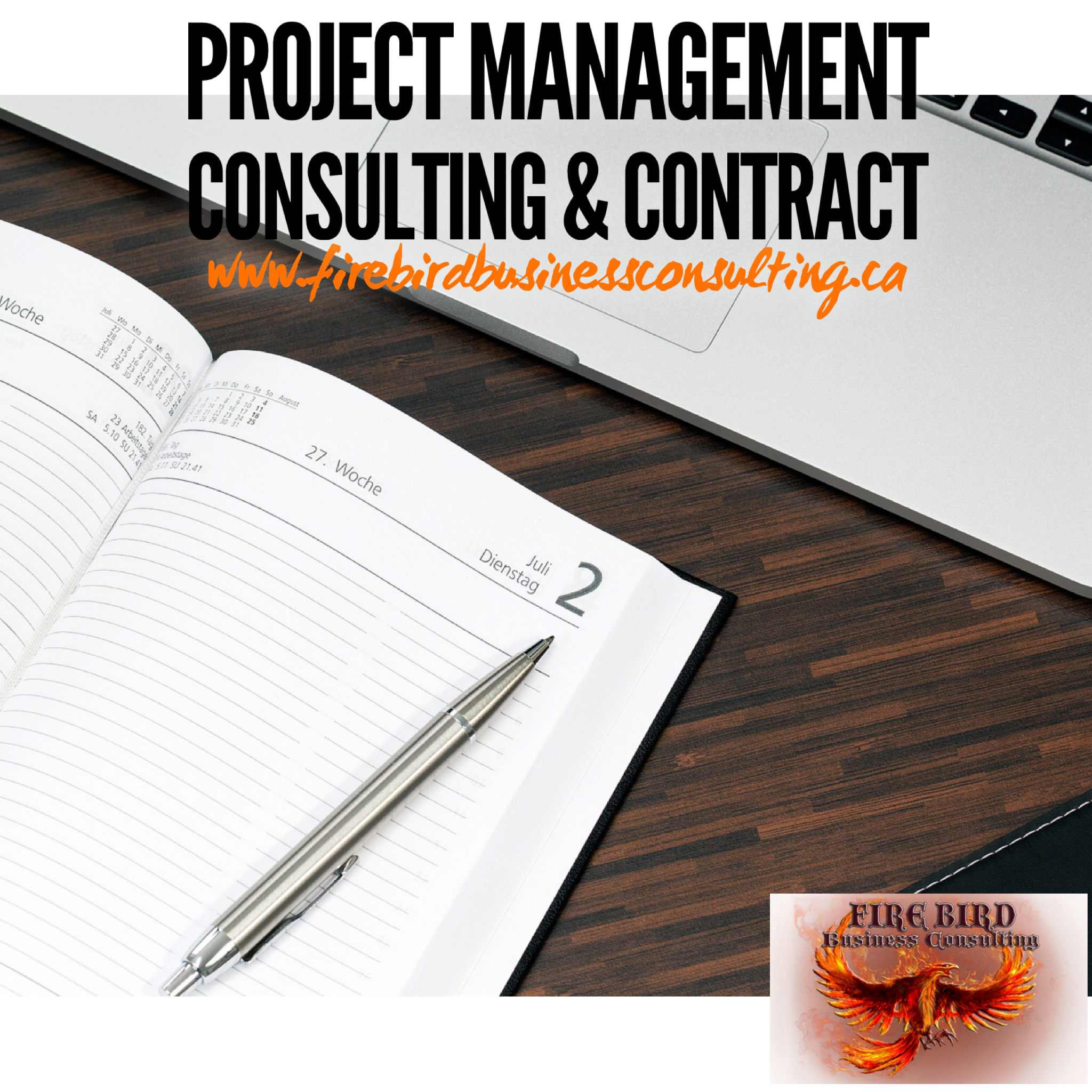 Contract Project Management – Project Management Consulting – Firebird Business Consulting Ltd. – Sk