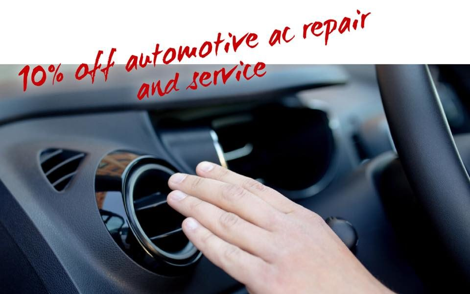 July SPECIAL 10% off vehicle ac repair and service – Wayne's Driveline – Saskatoon