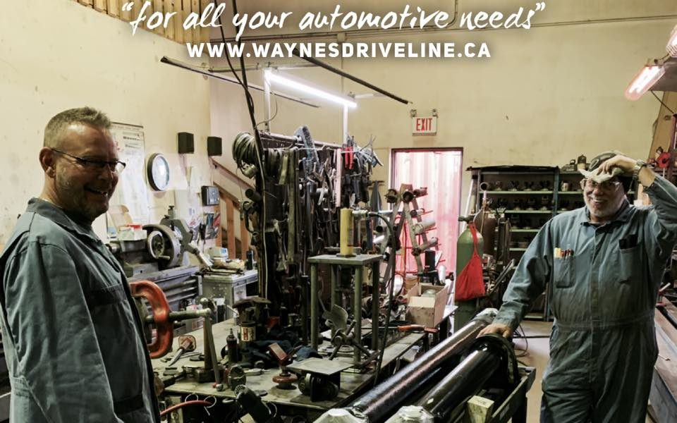 Ag Repairs and Service – Wayne's Driveline – servicing Saskatoon – Saskatchewan