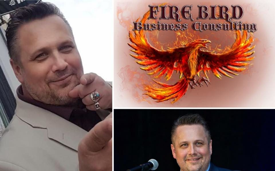History of Roger Grona – CEO – Firebird Business Consulting Ltd