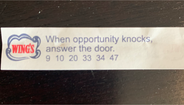 Opportunity Knocks by Bob Harder – Firebird Business Consulting Ltd.